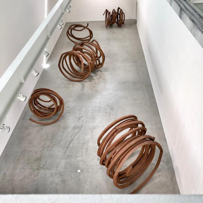blain-southern-gallery-silke-tobeler-female-gaze.blog-bernar-venet-3