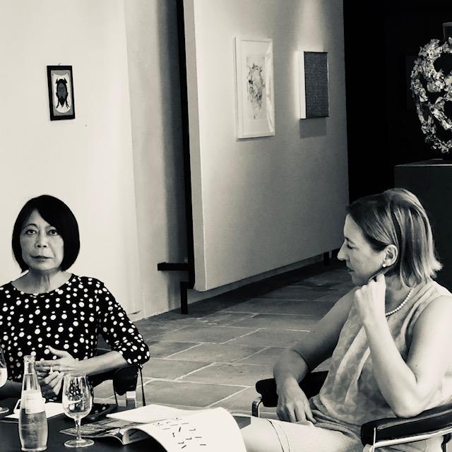 der-funke-gottes-bamberg-female-gaze.blog-artist-talk-leiko-ikemura