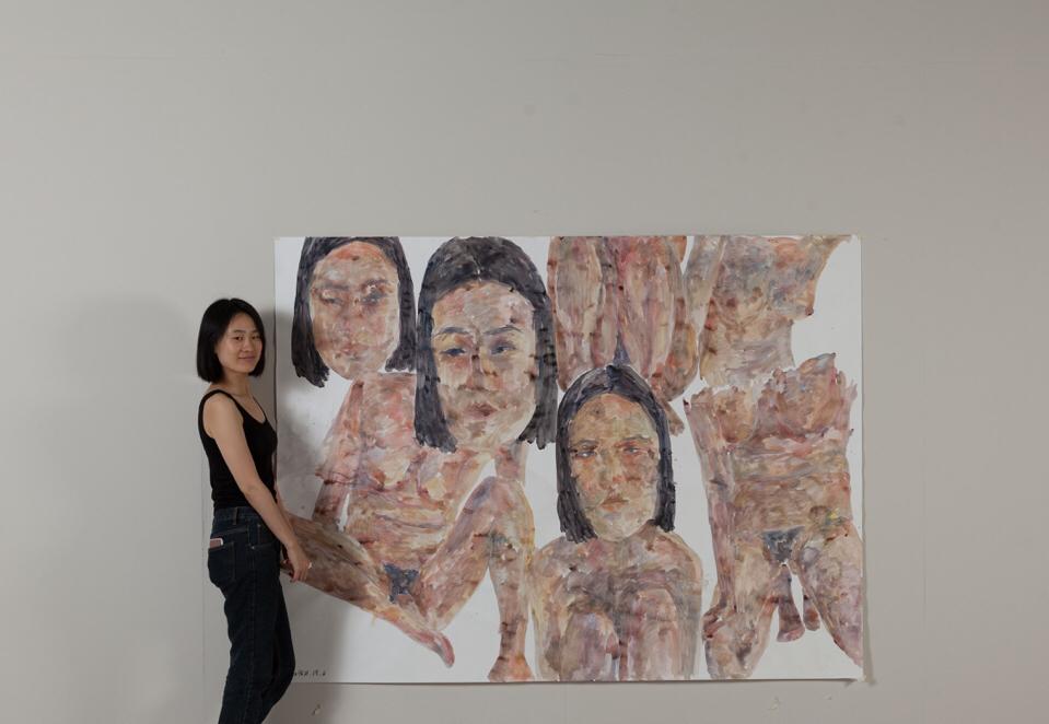 Guo-Bingxing-selfportrait-female-gaze.blog-3
