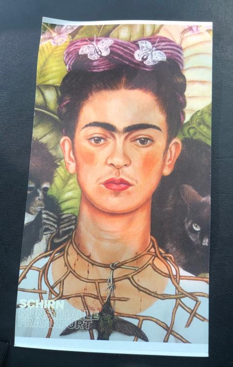 Fantastische Frauen Frida Kahlo Schirn
